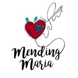 Mending Maria Logo